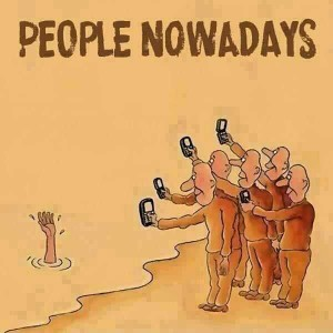People nowdays